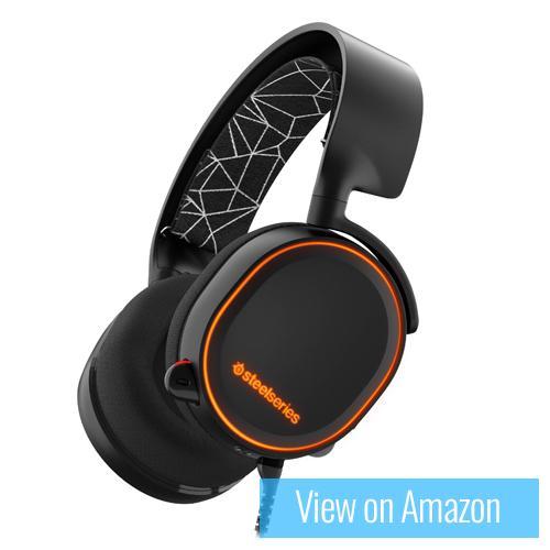 Best gaming headset 1 : SteelSeries Arctis 5 Gaming Headset